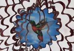 Hummingbird Ornament Macro (hank278) Tags: ornament bird hummingbird macro metal