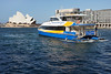 Manly Fast Ferry 'Ocean Tracker' (Neil Pulling) Tags: newsouthwales sydney sydneyharbour portjackson harbour ship vessel manly fast manlyfastferry ocean oceantracker