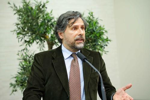 David Justino no Debate