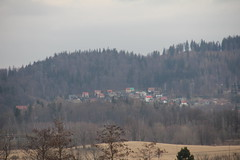 Kowary overview 12.03.2018 (szogun000) Tags: kowary poland polska town buildings old residental overview landscape panorama mountains sudety dolnośląskie dolnyśląsk lowersilesia canon canoneos550d canonefs18135mmf3556is