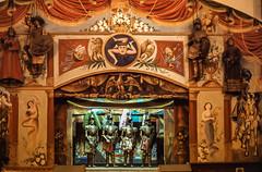 Opera dei Pupi, Palermo (jacqueline.poggi) Tags: italia italie italy orlandofurioso palerme palermo sicile sicilia sicily marionnette marionnettesicilienne operadeipupi