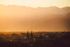 What about the golden hour?! (ikhals) Tags: goldenhour cityscape landscape sunset mountains alps city turin torino italy italia