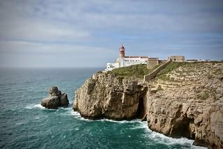 Cabo de Sāo Vicente - Algarve/Faro PORTUGAL