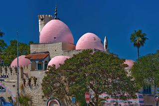 Opa Locka City Hall, 777 Sharazad Boulevard, Opa Locka, Miami-Dade Couny, Florida, USA / Architect: Bernhardt Muller / Completed: 1926 / Architectural Style Moorish Revival architecture