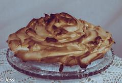 Lime Pie (Felicis_Flower) Tags: limepie limettenkuchen cake kuchen baiser backen bake bakery