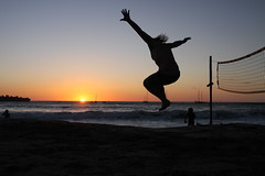 (Jbouc) Tags: santiago caboverde capvert africa afrique ile island travel voyage tarrafal jump beach silhouette