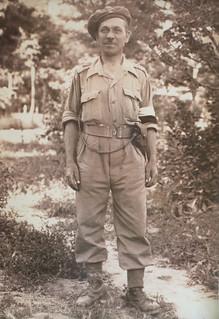 Grandfather. World War 2