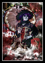 Day_of_the_Dead San_Diego - CA 3 (BELZ'S WORLD) Tags: dayofthedead sandiego ca 3
