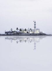 Monumental (Raw Perfection Photography) Tags: haji ali hajiali mumbai dargah mosque masjid india bharat reflection longexposure