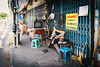 Siesta Thai style (_gate_) Tags: bkk bangkok thailand street photography asia december 2017 dezember city trip urban holiday nikon d750 shot photo gate mönch monk orange cool sunglas pink south east sea travel personen hinweisschild sigma 35mm 14 art siesta chill out