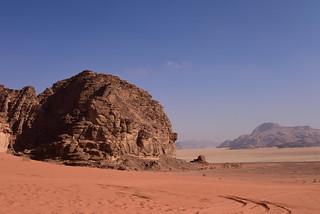 Wadi Rum Desert, Jordan, January 2018 703