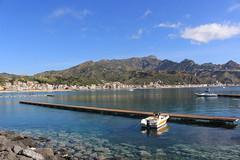 IMG_1693 (gungorme) Tags: landscape seascape sea blue boat mounatins nature sky mediterranian naxos bay sicily messina italy doğa tabiat manzara mavi deniz akdeniz sicilya italya gökyüzü dağlar