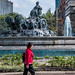 2018 - Mexico City - Roma Norte - Fuente de Cibeles