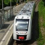 Solingen: Alstom Coradia LINT