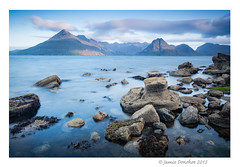 The Black Cuillins (JamieD888) Tags: elgol thecuillins skye dawn firstrays the black cuillins cuillinmountains mountains