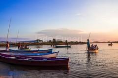 guarda-0080 (iedafunari) Tags: guarda do embaú palhoça santa catarina brasil mar praia balneário rio da madre barcos canoas entardecer por sol