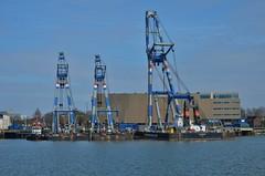 Jan Leenheer en de Matador 1, 2 en 3 (Hugo Sluimer) Tags: portofrotterdam port haven onzehaven nlrtm zuidholland nederland holland