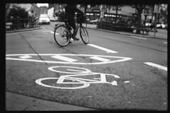 Ride - ride (Alice_argentique) Tags: filmisnotdead filmisalive filmcamera filmphotography nofilter notripod streetphotography lomography belairx612 fujifilm acros wideangle