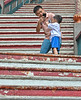 stairs (poludziber1) Tags: street streetphotography skyline summer stripes stairs city colorful cityscape color colorfull capital kualalumpur malasya people red kids travel urban