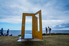 DSC01114 (Damir Govorcin Photography) Tags: sculpture by sea 2017 exhibition bondi beach sydney sky clouds people wide angle natural light sony a7rii zeiss 1635mm water