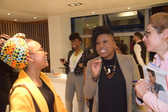 DSC_2400 (photographer695) Tags: inclusion convention institutional sexual harassment london powered by the telegraph with jacqueline onalo dr shola mos shogbamimu gulrukh khan evening drinks reception