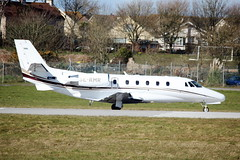 SE-RMR Cessna 560 Citation XLS on 7 March 2018 Jersey (Jersey Aviation Images 2018) Tags: airplane aircraft aeroplanes aeroplane aircraftspotters aviation planes flyingmachines