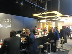 "2018 Hummer Event Cratering mobile smoothiebar Frankfurt Messe light and building~09 • <a style=""font-size:0.8em;"" href=""http://www.flickr.com/photos/69233503@N08/39180565730/"" target=""_blank"">View on Flickr</a>"