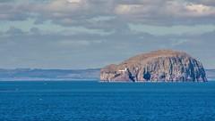 The Bass Rock...xx (shona.2) Tags: beach bassrock northberwick scotland eastlothian birdsanctuary naturereserve lighthouse prison island sea volcanic