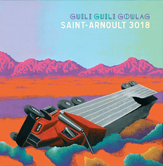 2016_Guili_Guili_Goulag_Saint​-​Arnoult_3018_2016 (Marc Wathieu) Tags: rock pop vinyl cover record sleeve music belgium belgië coverart belgique pochette cd indie artwork vinylcover sleevedesign