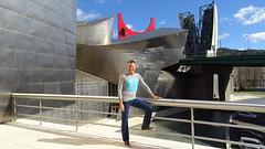 Bilbao '18 (faun070) Tags: guggenheimmuseumbilbao spain jhk dutchguy tourist