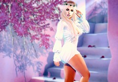 Who Knew.. (~GraceSixpence~) Tags: blueberry c88 catwa foxcity maitreya mila on9 skinfair2018 su tableauvivant sl slfashion secondlife blondes