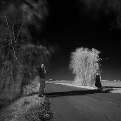 on both sides of the shadow (old&timer) Tags: background infrared longexposure composite song4u oldtimer imagery digitalart laszlolocsei