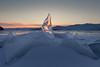 The Shard (Andrew G Robertson) Tags: shard lake baikal siberia russia winter sunrise sunset intimate landscape