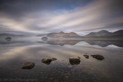 Derwent Water - Time passing (tdove77) Tags: ngc derwent water long exposure lee filters big stopper keswick catbells friars crag reflections borrowdale cumbria north lakes landscapes