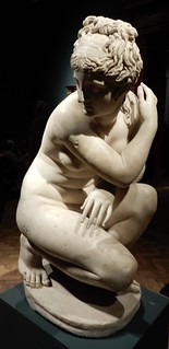 Charles I: King and Collector exhibition, Royal Academy of Arts: statue of Venus