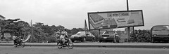 Nigeria B&W Road to Delta State from Lagos Oct 25 2002 807a (photographer695) Tags: nigeria bw road delta state from lagos oct 25 2002