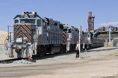 CBRY 502 (Joel Hawthorn) Tags: 2012 arizona copperbasinrailway emdgp392
