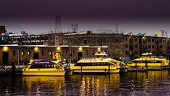hey taxi! (m_laRs_k) Tags: slidersunday 7dwf hss olympus omd travel nyc boat usa manhattan skyline ньюйо́рк 纽约 wtc cof cof018stef