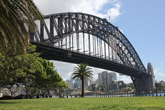 86 and looking good! (Peter Denton) Tags: sydney australia sydneyharbourbridge icon ©peterdenton newsouthwales canoneos60d dormanlong drjohnbradfield