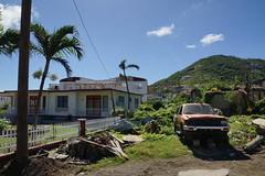 Hurricane damage to buildings (Andy Coe) Tags: cruise ship thomson marella discovery caribbean british virgin islands hurricane destruction devastation damage property houses homes roads cars boats
