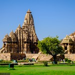 Khajuraho - Temple complex - Kandariya Mahadeva and Devi Jagadambi Temples thumbnail