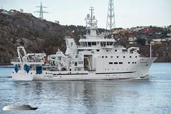 Dr. Fridtjof Nansen (Aviation & Maritime) Tags: drfridtjofnansen havforskningsinstituttet instituteofmarineresearch researchship research researchvessel bergen norway