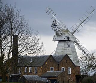 Baker Street Mill, Orsett