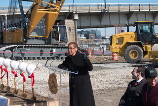 February 13, 2018 Frederick Douglass Memorial Bridge Project