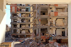 Room with a View (1) (Mahmoud R Maheri) Tags: earthquake iran kermanshah sarpolzahab buildingdamage damage earthquakedevastation buildings multistoreybuildings