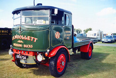 Sentinel I N Wollett Steam Waggon (SR Photos Torksey) Tags: steam wagon waggon lorry road transport traction engine rally vehicle vintage commercial classic sentinel wollett