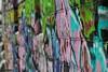 Colorful wall (kentkirjonen) Tags: canon 80d sweden sverige dalarna steel stål color colour färg window fönster sigma 70200 apo test prov winter vinter cold kallt grafitti wall mur grund foundation decay förfall ue urban övergivet övergiven