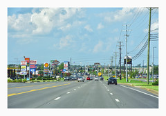 Signs (philippe*) Tags: signs road roadtrip roadside americanlandscape