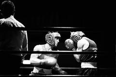 22927 - Uppercut (Diego Rosato) Tags: boxe boxelatina palaboxe boxing night bianconero blackwhite rawtherapee sigma 70200mm nikon d700 pugno punch uppercut montante