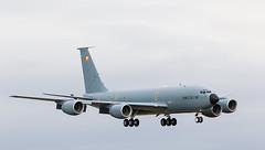 574 KC-135RG, Prestwick (wwshack) Tags: ayrshire egpk frenchaf kc135rg pik prestwick prestwickairport scotland 574